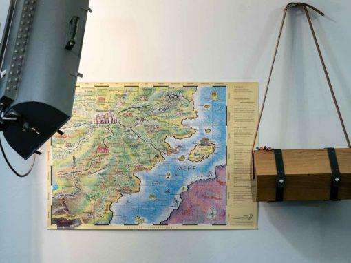 Trainland – Eine Landkarte verändert Gespräche