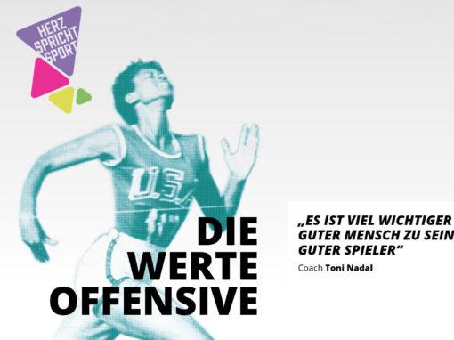 Herz spricht Sport – Die Sportorganisation SRS e.V. startet deutschlandweite Werteoffensive
