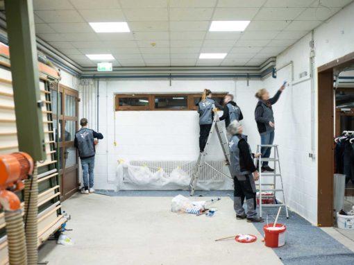 Inklusives Sponsering – Renovierungsrallye
